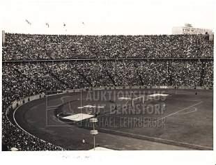 """Olympiastadion Berlin"", 14 Aufnahmen Originalarchi"