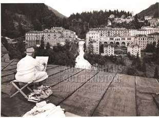 """""""Bad Gastein"""", 179 Aufnahmen Originalarchiv Hans Tr"""