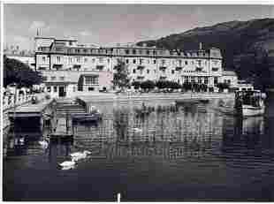 """Kurorte"", 86 Aufnahmen u.a Grand Hotel Zell am See"