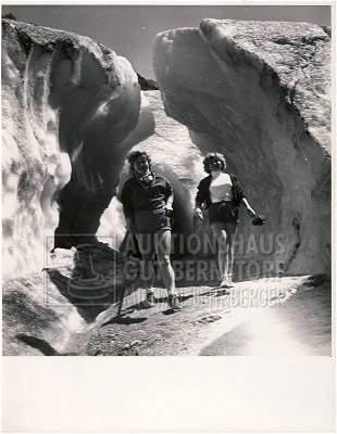 """""""Gletscher"""" 66 Aufnahmen, u.a Gletscher am Montblan"""