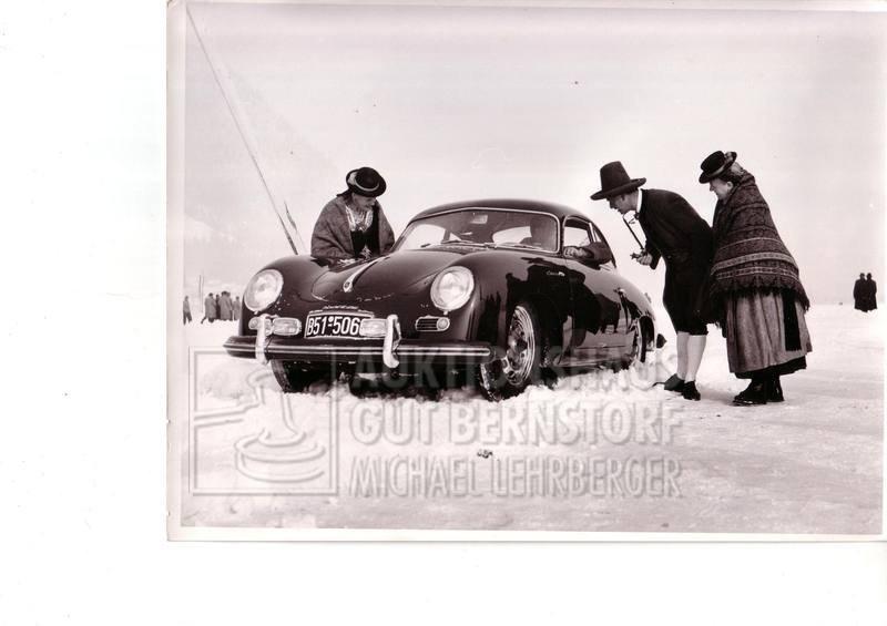 """867: """"Porscherennen 1960 Zell am See"""", 75 Aufnahmen von - 2"""