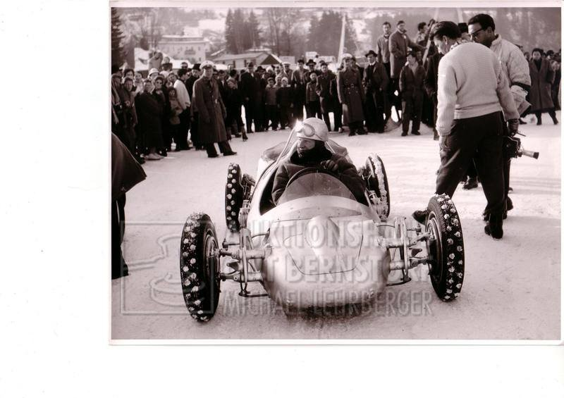 """867: """"Porscherennen 1960 Zell am See"""", 75 Aufnahmen von - 4"""