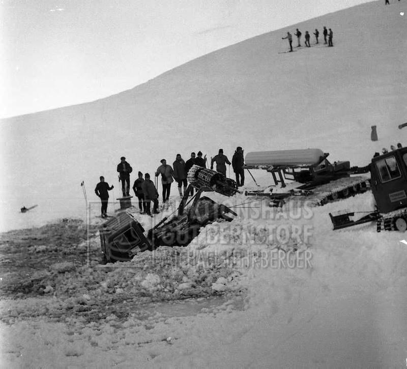 """1119: """"Zürser See (Dias)"""" 183 Aufnahmen Zürser See Loch"""