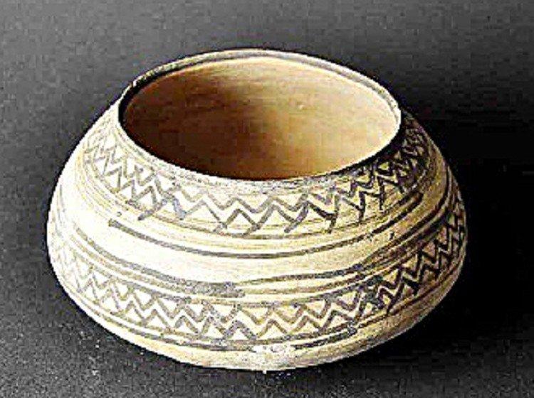 Interesting reservoir, Indus Valley culture (ca. 2800-1