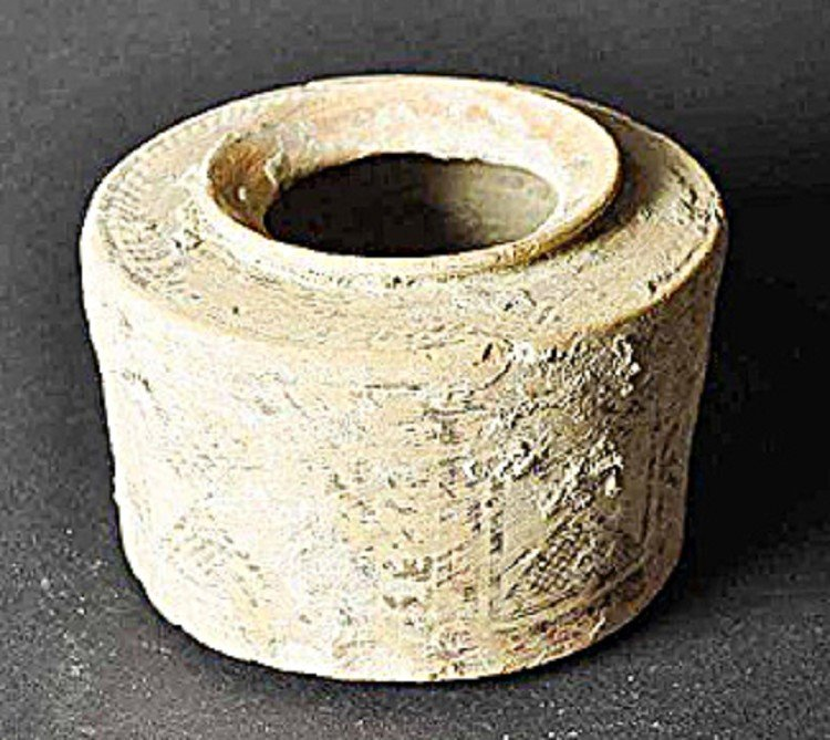 Hoard Vessel, Indus Valley Culture (ca. 2800-1800 BC),