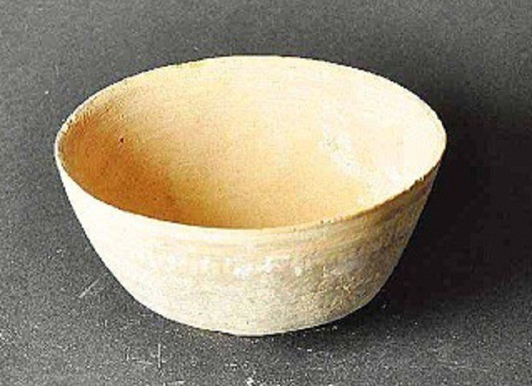 Rice bowls, the Indus Valley culture (2800-1800 BC), li
