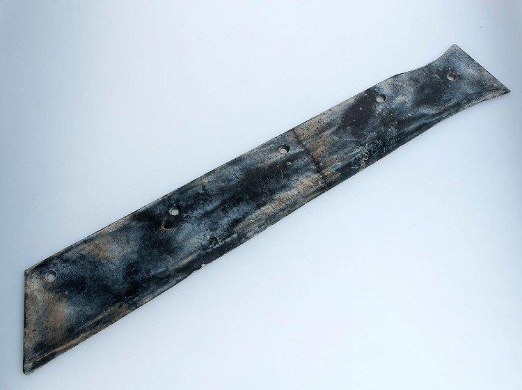 Extremely rare ceremonial blade  Dao, China, Longshan c