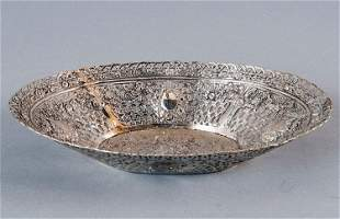 Provided by shell rupture, 800' silver mirror shell wit