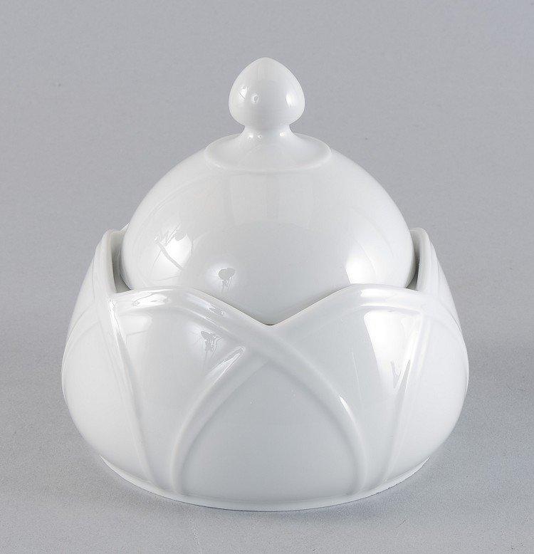 Bonboniere, maximum, bike brand, flower shape with lid,