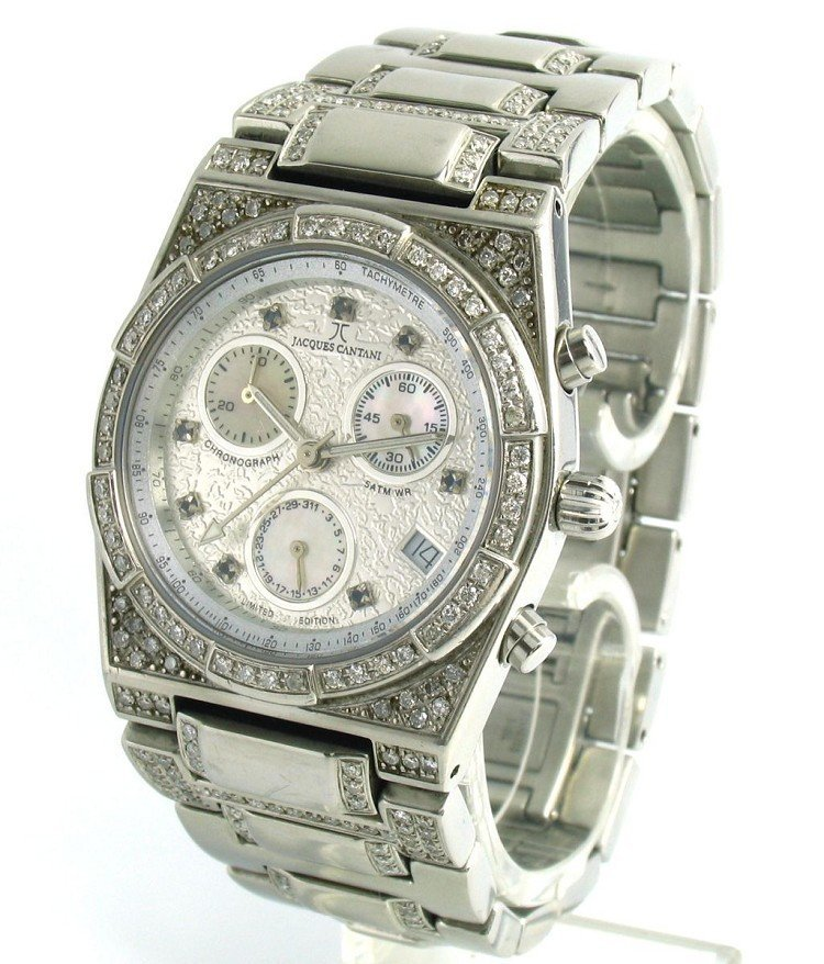 Jacques Cantani Ademant Ref.JC520, LIMITED EDITION, Ste