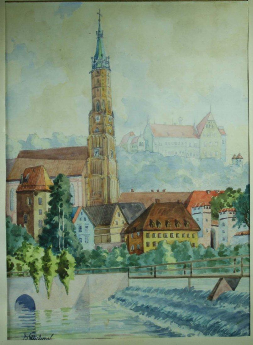 "KÄRCHNER, S. ""Landshut"","