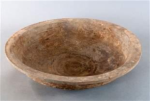 Large bowl or shallow bowl , China, Han Dynasty