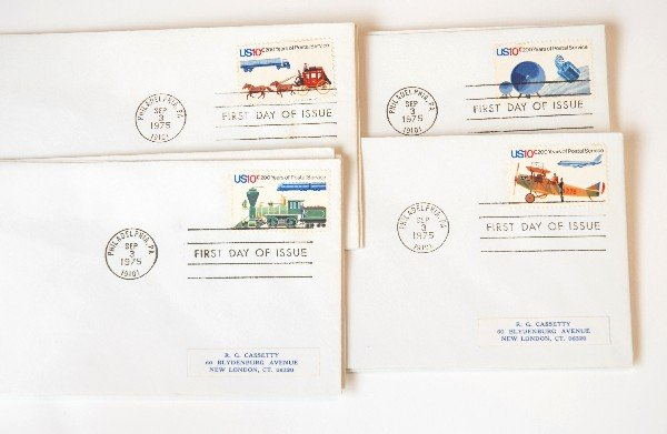 5: 1975 Postal Service Bicentennial US First Day Cover