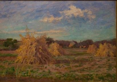 1: Attributed to Theodore Robinson 1852-1896