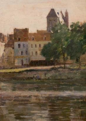 2: Attributed to Theodore Robinson 1852-1896