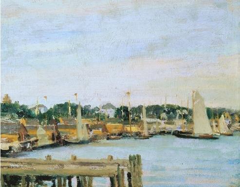 5: Charles Sheeler,  1883-1965