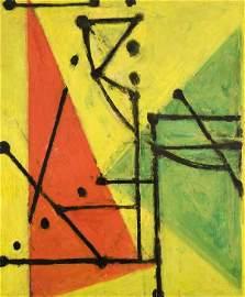 92:  Hans Hofmann, American 1880-1966