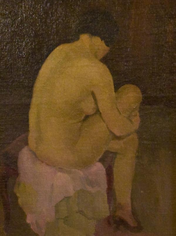 6: Boris Solotareff, Russian 1889-1966