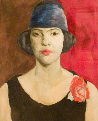 8: Boris Solotareff,  Russian 1889-1966