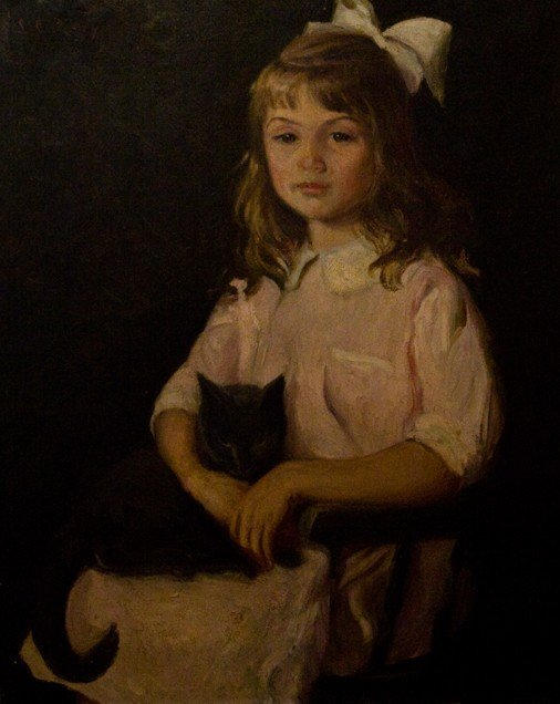 Lilla Cabot Perry (American 1848-1933)
