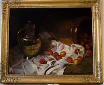 Att: Emile Carlsen (American 1848-1932)
