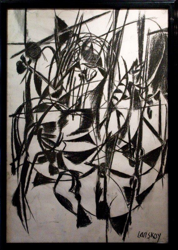 Andre Lanskoy (Russian 1902-1976)