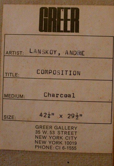 Andre Lanskoy (Russian 1902-1976) - 5