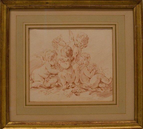 School of Francois Boucher (French, 18th Century)