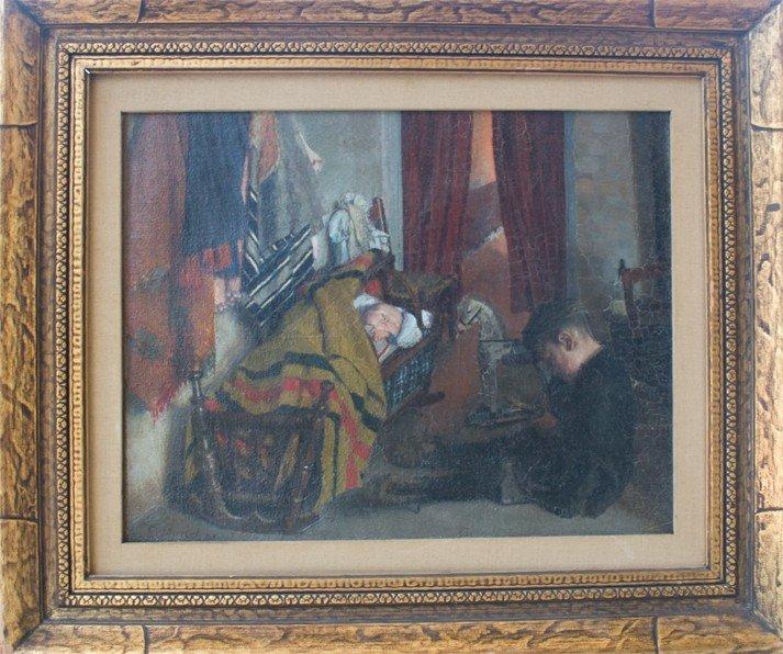 Eugene Martel (French 1869-1947)