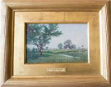 Frank Weston Benson (American 1852-1961)