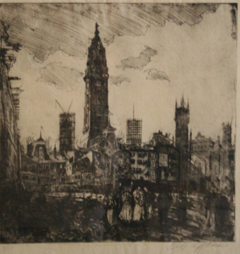 1: Clifford (Issac) Addams (1876 - 1942)