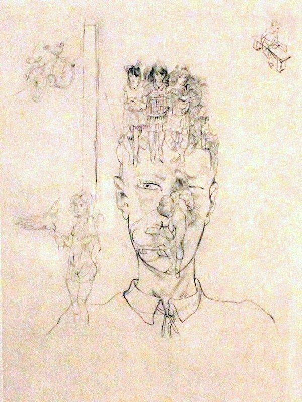 16: Hans Bellmer  (1902 - 1975)