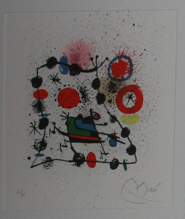 99: Joan Miro (1893 - 1983)