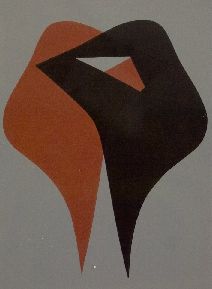 9: Jean Arp (French 1886 - 1966)