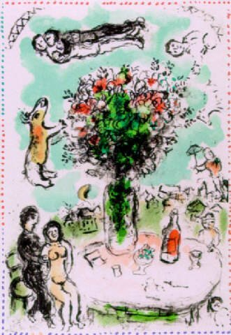 22: Marc Chagall (French 1887 - 1985)