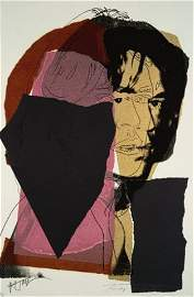 90: Andy Warhol (American 1928 - 1987)