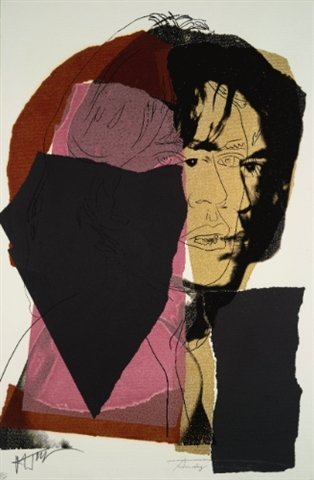 90: Andy Warhol (American 1928 - 1987)