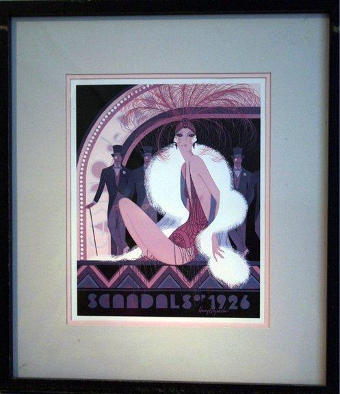 94: Harry Wysocki (American 20th Century) - 2
