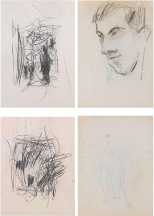 172: Joan Mitchell (American 1926 - 1992) - 3