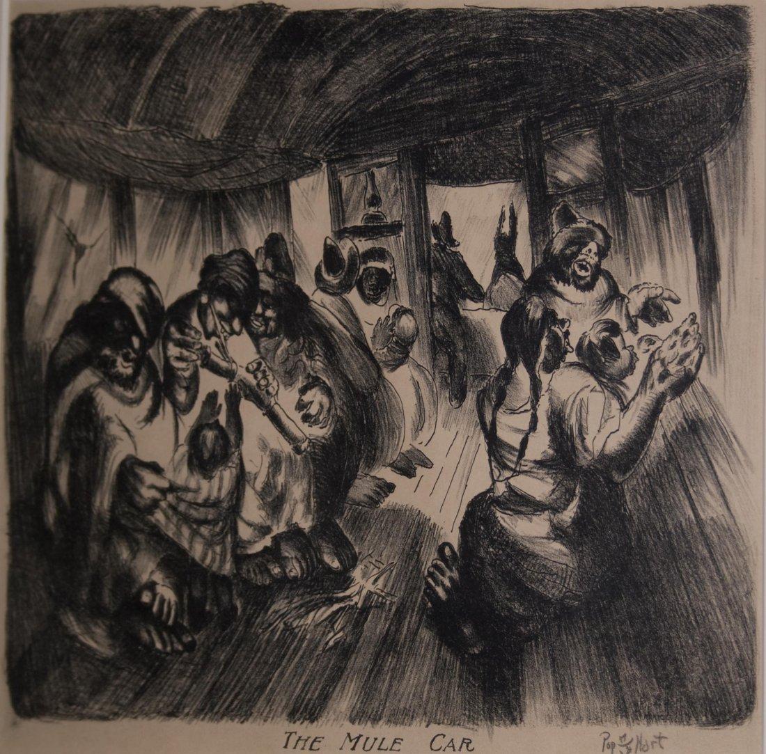 """8: George Overbury """"Pop"""" Hart (American 1868 - 1933)"""