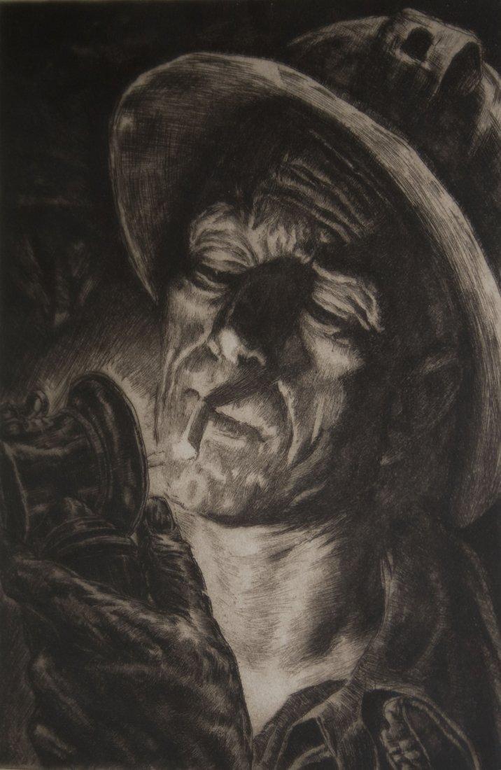 11: Irwin D. Hoffman (American 1901 - 1989)
