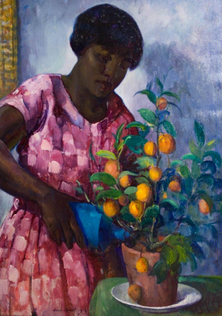41: Leon Kroll (American 1884 - 1974)
