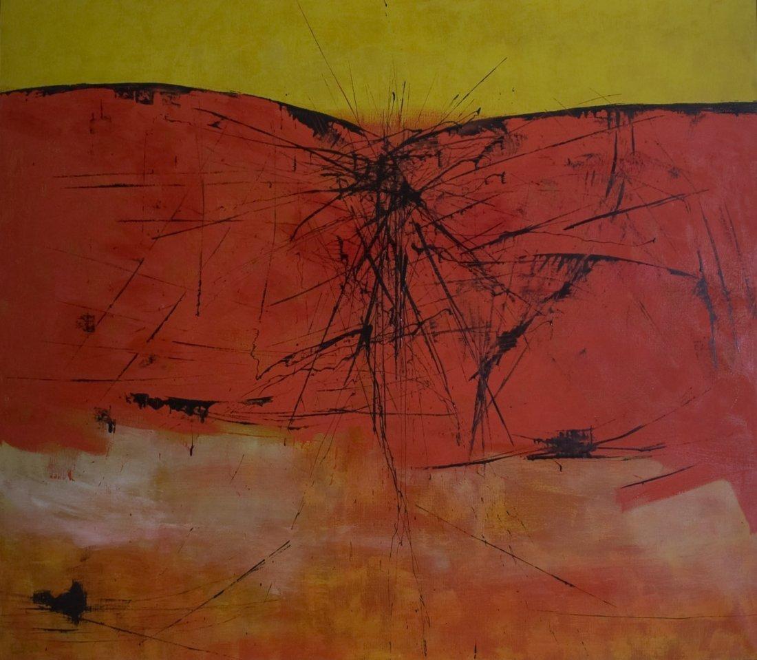 106: Joane Cardinal-Schubert (Canadian 1942 - 2009)
