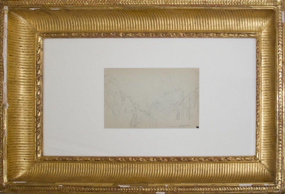 Albert Bierstadt (American 1830 - 1920)