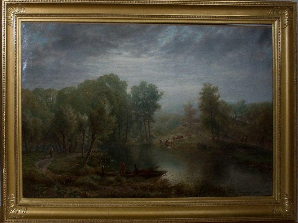 Albert Fitch Bellows (American 1829 - 1883)