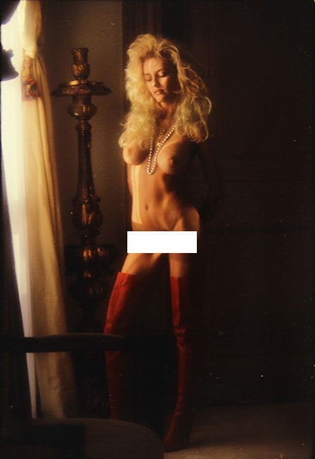 Ginger Miller 1988 35mm By Bob Guccione