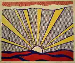 Roy Lichtenstein (American 1923-1997)