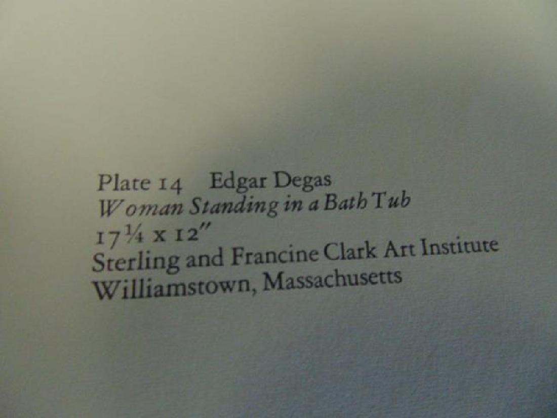 Edgar Degas  Nude Print - 2