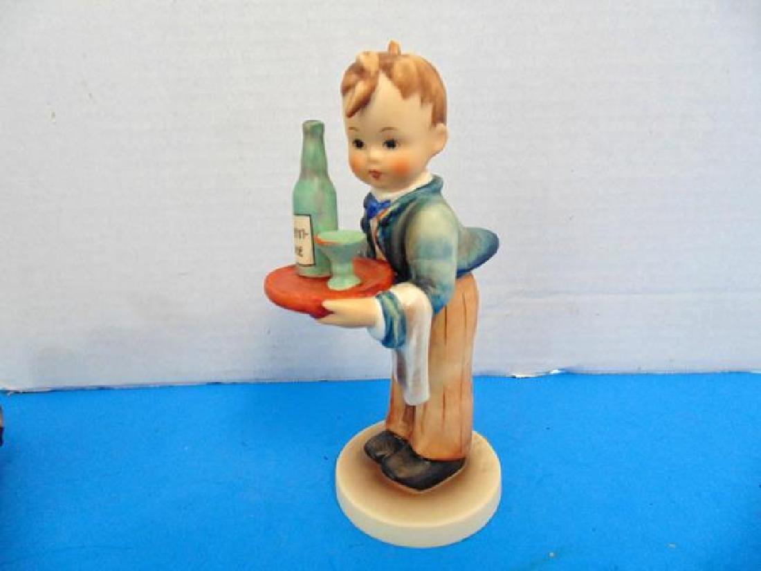 Hummel Figure Waiter
