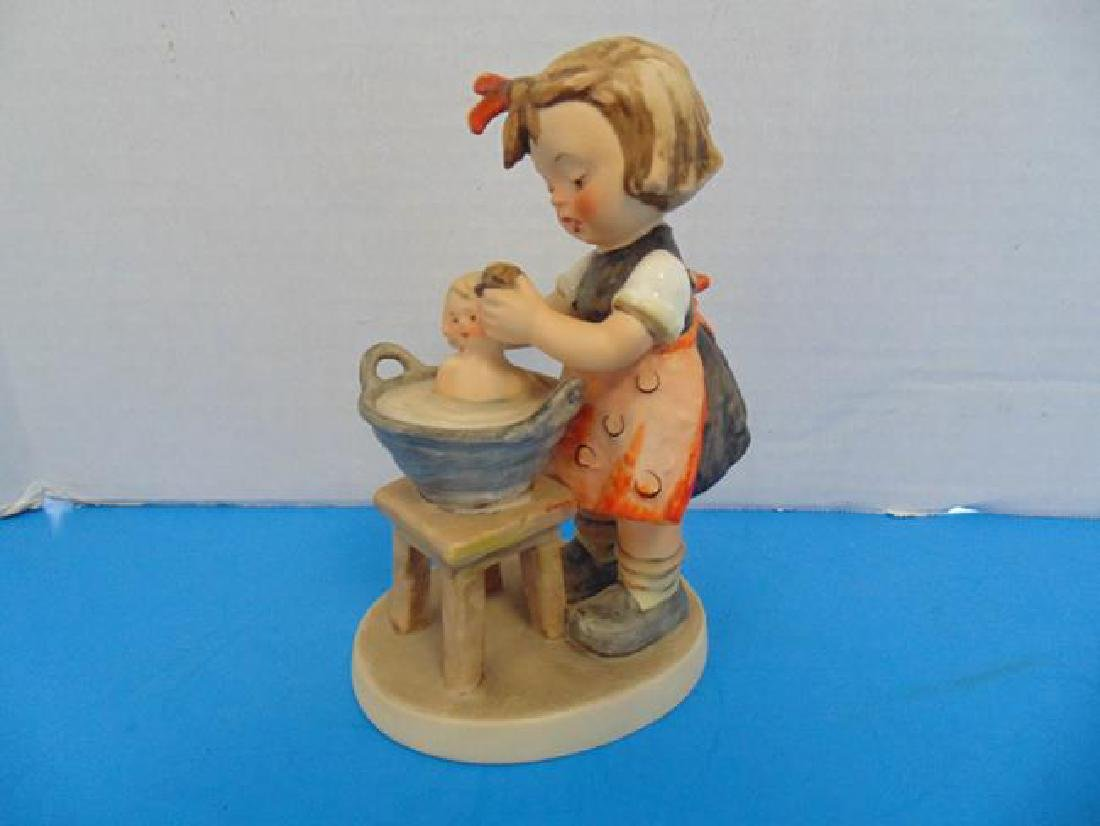 Hummel Figure Doll Bath